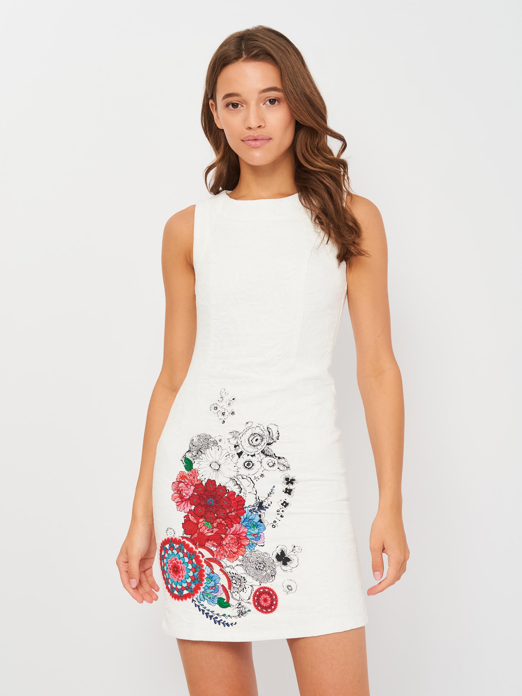 Платье Desigual 18SWVWXQ-1001 42 (8434486894143)