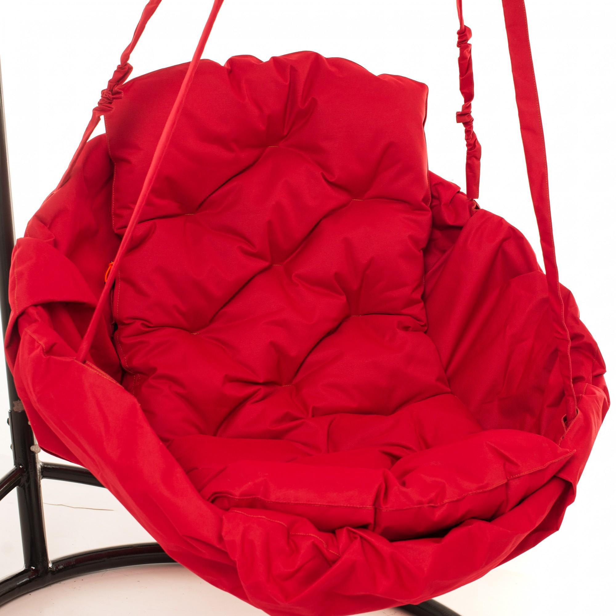 Кресло-качеля Reswing Standart 150 кг. без подставки Красный