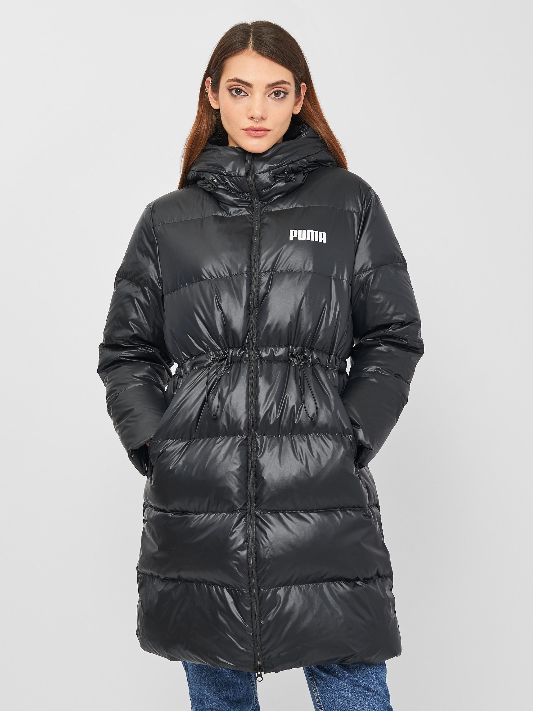 Пуховик Puma Adjustable Down Coat 58772901 S Black