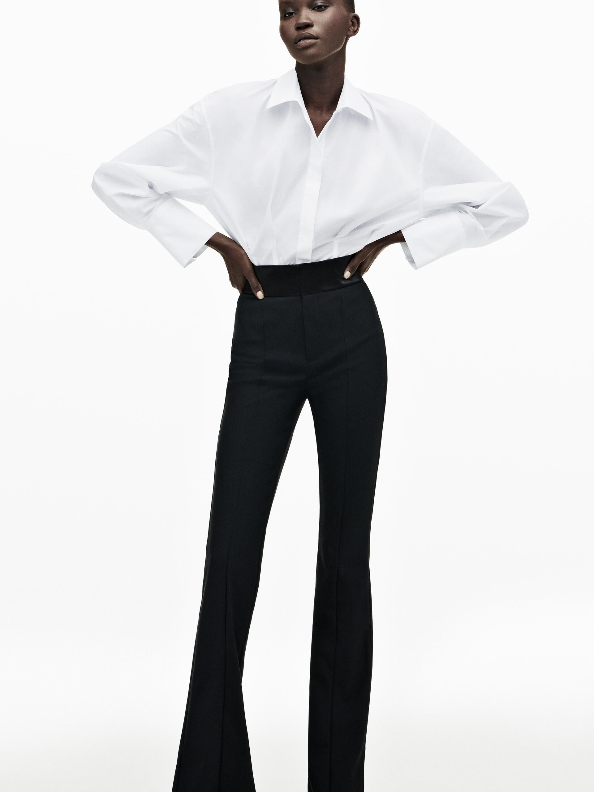 Брюки Zara 7102/259/800 L Черные