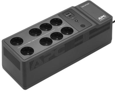 ДБЖ APC Back-UPS 850VA 230V (BE850G2-RS)