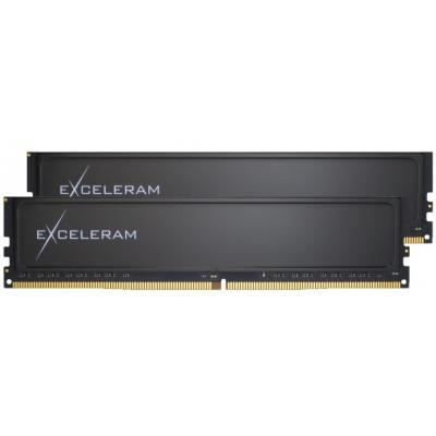 Модуль памяти для компьютера DDR4 16GB (2x8GB) 3000 MHz Dark eXceleram (ED4163016AD)