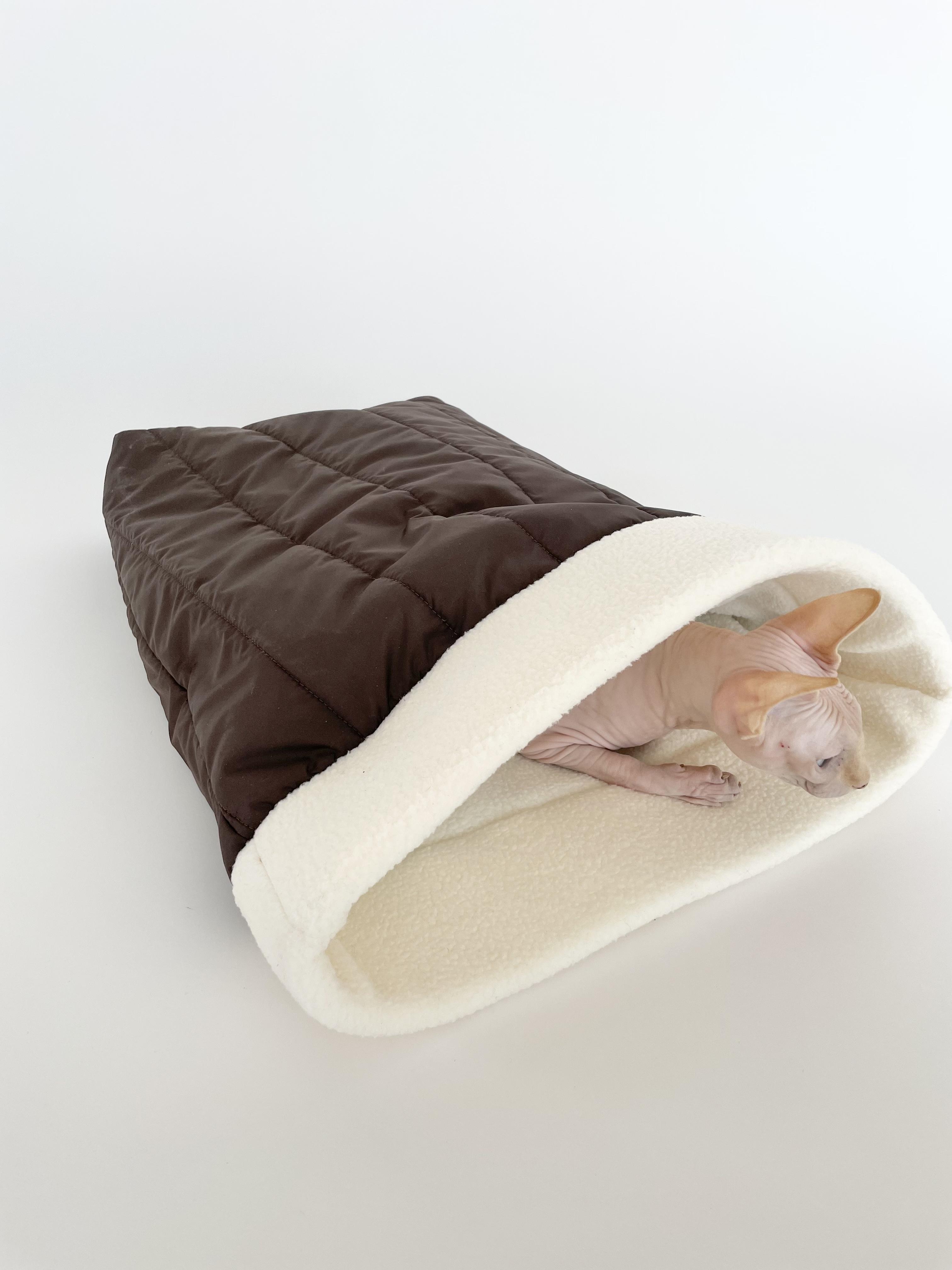 Мешок для кошек и собак Cat Melman коричневый