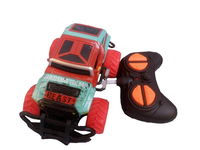 Машинка мини-джип на радиоуправлении JIA YU TOY TRADE CO 6146 Разноцветный (264М)