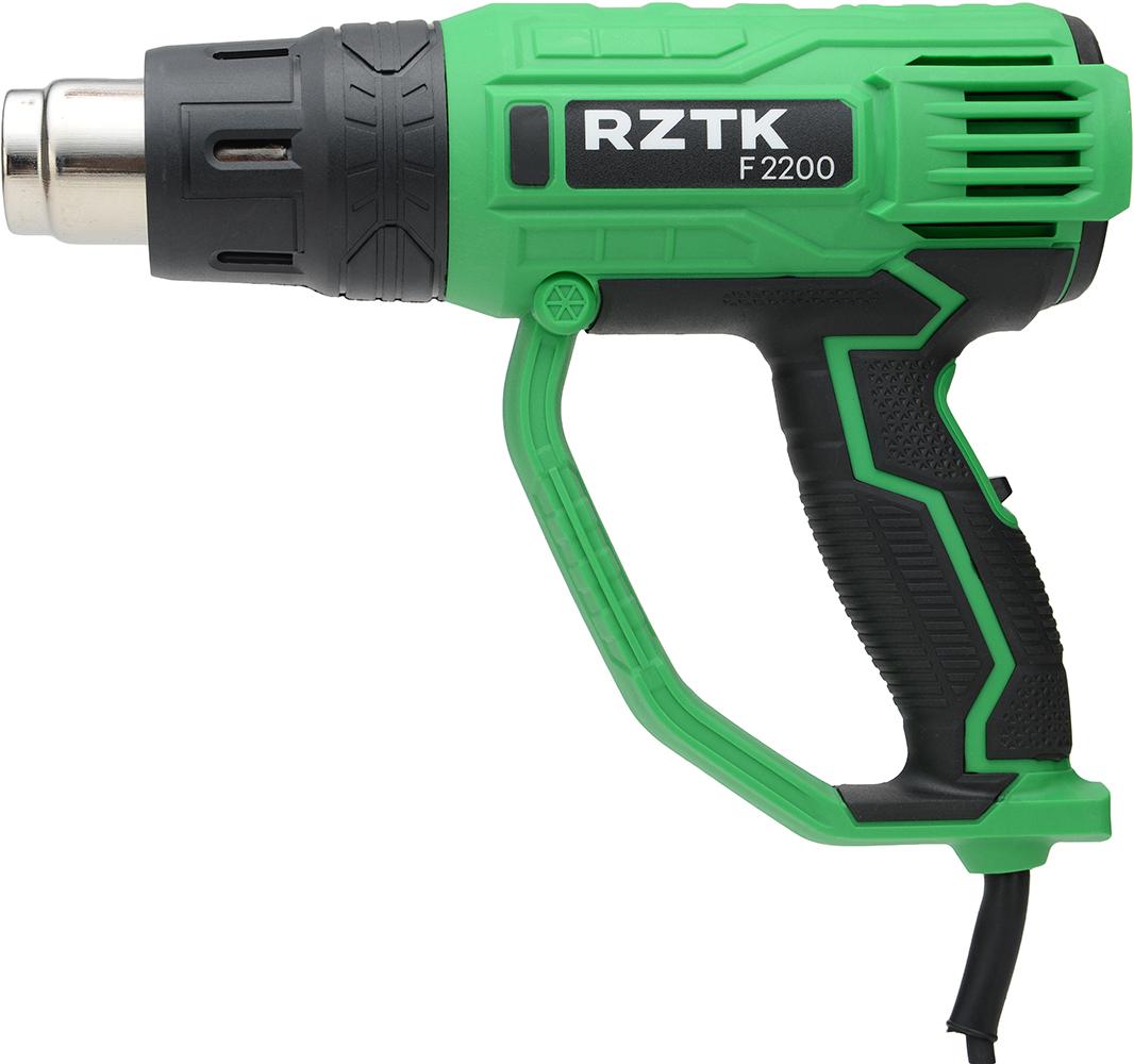 Будівельний фен RZTK F 2200