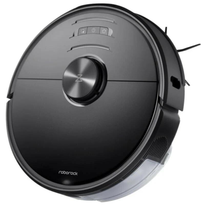 Робот-пилосос XIAOMI RoboRock S6 MaxV Vacuum Cleaner Black