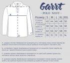 Поло с длинным рукавом Garrt 81PL0017BL82 XXL Polo Navy Темно-синее - изображение 5