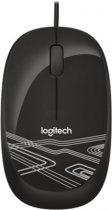Мышь Logitech M105 Corded Mouse USB Black (910-002943) - изображение 1