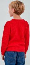 Джемпер Piazza Italia 20482-18 116 см Red (2020482001041) - зображення 2