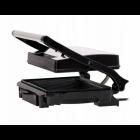 Гриль контактный электрический Camry CR 3044 2100W антипригарным тефлоновым покрытием + лоток для жира - изображение 4