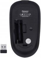 Миша Gemix GM195 Wireless Black - зображення 5