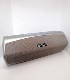 Бездротова Bluetooth колонка SODO L6 Original Silver NFS, AUX, microSD, FM радіо, гучний зв'язок - зображення 4
