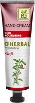 Крем для рук O'Herbal насичений поживний з годжі 30 мл (5901845504447) - зображення 1