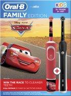 Набір електричних зубних щіток ORAL-B Braun Pro 700 & Kids Cars Family Edition (4210201320036) - зображення 2