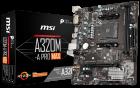 Материнська плата MSI A320M-A Pro Max (sAM4, AMD A320, PCI-Ex16) - зображення 5