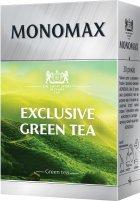 Чай китайский зеленый листовой Мономах Exclusive Green Tea 90 г (4820097813118) - изображение 1