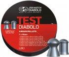 Пули пневматические JSB Diabolo Exact Test, 350 шт/уп, 0,51; 0,547; 0,67 г, 4,5 мм - зображення 1