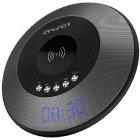Портативная акустика AWEI Y290 Bluetooth Speaker-Wireless Charger Black - изображение 3