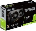 Asus PCI-Ex GeForce GTX 1650 Super TUF OC Gaming 4GB GDDR6 (128bit) (1530/12002) (DVI, HDMI, DisplayPort) (TUF-GTX1650S-O4G-GAMING) - изображение 9