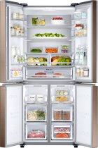 Многодверный холодильник SAMSUNG RF50K5960DP/UA - изображение 4