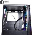 Корпус QUBE Neptune 600W APFC Black (QB07N_FC6U3) - зображення 8