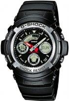 Чоловічий годинник CASIO AW-590-1AER - зображення 1