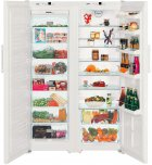 Side-by-side холодильник LIEBHERR SBS 7212 - изображение 3