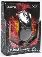 Миша A4Tech V-Track F4 USB Black (4711421881708) - зображення 3