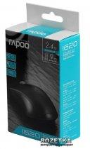 Миша Rapoo 1620 Wireless Black - зображення 5