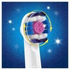 Насадка к электрической зубной щетке ORAL-B BRAUN 3D WHITE (4210201757757) - изображение 3