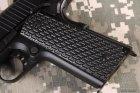 Пневматичний пістолет SAS M1911 Tactical (23701429) - зображення 11