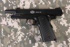Пневматичний пістолет SAS M1911 Tactical (23701429) - зображення 16