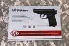 Пневматичний пістолет SAS Makarov (23701430) - зображення 16