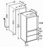 Встраиваемый холодильник LIEBHERR ECBN 6156 - изображение 12