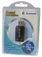 Адаптер Dynamode 3D Sound (5.1) USB-SoundCard 2.0 Gray - изображение 3