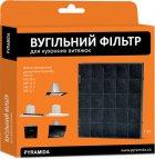 Угольный фильтр PYRAMIDA серии НЕS, HEF - изображение 1