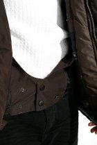 Куртка Time of Style 120PCHB9371 XL Темно-коричневый - изображение 6