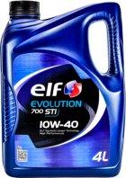 Моторное масло Elf Evolution 700 STI 10W-40 4 л (201551) - изображение 1