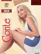 Колготки Conte Solo 20 Den 4 р Mocca -4810226008447 - изображение 1