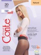 Колготки Conte Top Soft 20 Den 4 р Natural -4810226051993 - изображение 1