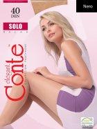 Колготки Conte Solo 40 Den 3 р Nero -4810226008737 - изображение 1