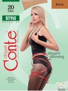 Колготки Conte Style 20 Den 3 р Bronz -4811473004244 - изображение 1