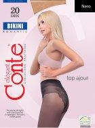 Колготки Conte Bikini 20 Den 4 р Nero -4810226005866 - изображение 1