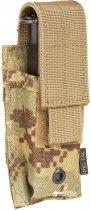 Подсумок для пистолетных магазинов P1G-Tac Single Pistol Mag Pouch SPMP P914006SOC Socom Camo (2000980341115) - изображение 3