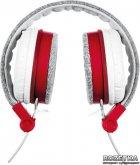 Наушники Trust Urban Revolt Fyber Headphone Grey/Red (TR20073) - изображение 3