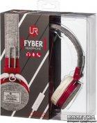 Наушники Trust Urban Revolt Fyber Headphone Grey/Red (TR20073) - изображение 5