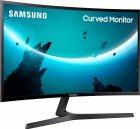"""Монітор 23.5"""" Samsung Curved C24F396F (LC24F396FHIXCI) - HDMI-кабель у комплекті - зображення 3"""