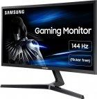 "Монітор 23.5"" Samsung Gaming C24RG50 (LC24RG50FQIXCI) - частота обновления 144 Гц - зображення 3"