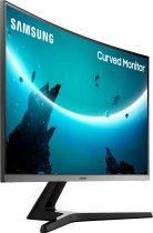 "Mонитор 27"" Samsung Curved C27R500 Dark Silver (LC27R500FHIXCI) - изображение 4"