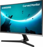 "Монітор 27"" Samsung Curved C27R500 Dark Silver (LC27R500FHIXCI) - зображення 7"